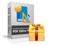 Κατεβαστε δωρεαν PDF Editor Mac Pro 3.0