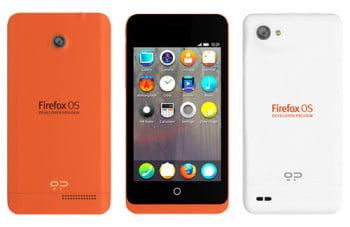 Νεο συσκευη με λειτουργικο συστημα Firefox OS
