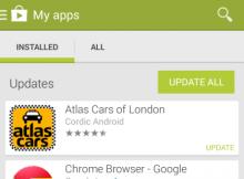 Πλαστες ενημερωσεις απο app του smartphone κουβαλουν malware