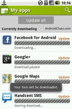 Προσοχη: Πλαστες ενημερωσεις απο app του smartphone κουβαλουν malware