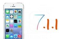Σοβαρο ελαττωμα με την νεα εκδοση iOS 7.1.1 της Apple