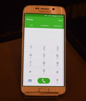 Το Samsung Galaxy S6 και το Samsung Galaxy S6 Edge (φωτο) 3