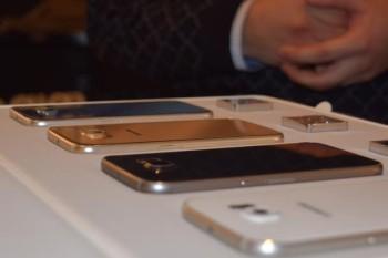 Το Samsung Galaxy S6 και το Samsung Galaxy S6 Edge (φωτο)
