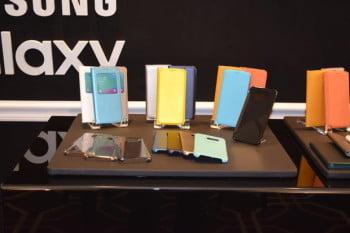 Το Samsung Galaxy S6 και το Samsung Galaxy S6 Edge (φωτο) accessories