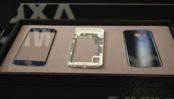 Το Samsung Galaxy S6 και το Samsung Galaxy S6 Edge (φωτο) teardown