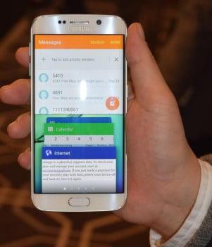 Το Samsung Galaxy S6 και το Samsung Galaxy S6 Edge (φωτο)1