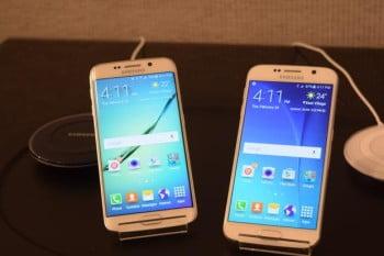 Το Samsung Galaxy S6 και το Samsung Galaxy S6 Edge