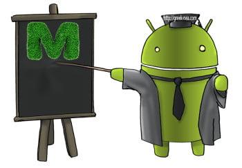 Έρχεται το νέο Android M OS!