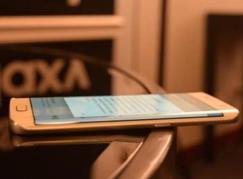 το Samsung Galaxy S6 Edge