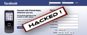 FaceBook έγινε στόχος επιθέσεις hacker