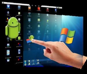 Windows apps στην Android συσκευή σας