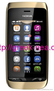 Το νέο Nokia Asha 310 με Wi-Fi και Xpress Browser