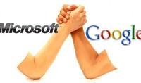 Η «εχθρότητα» μεταξύ Microsoft και Google φαίνεται πως αυξάνεται διαρκώς