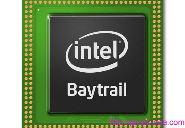Επεξεργαστη Bay Trail, η γενια chipsets