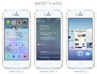 Ολοκαίνουριο  iOS 7