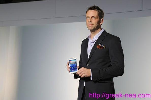 Διωχνετε ο Kevin Packingham απο το Samsung