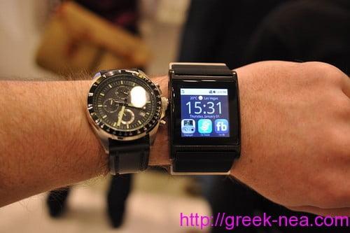 Συντομα τo smartwatch της Google