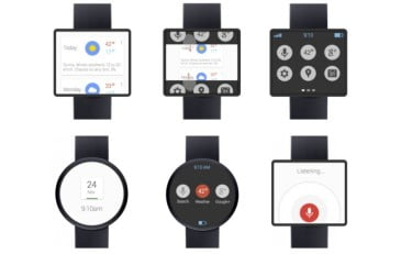 Google Gem το εξυπνο ρολοι της Google