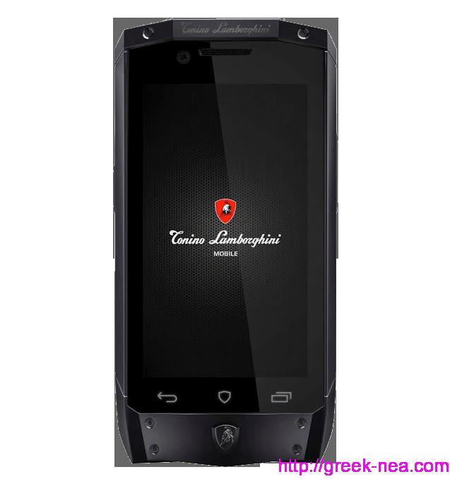 Antares, το νεο smartphone της Lamborghini 6