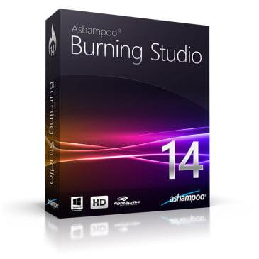 Κερδισετε δωρεαν serial key για το Ashampoo Bruning Studio 14
