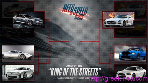 Need For Speed Rivals για PC, PS4 και Xbox One