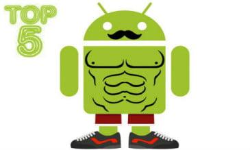 Τα κορυφαιων 5 εγαρμοφες για Android