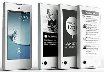 Το YotaPhone, το νεο smartphone που θα κανει επανασταση!