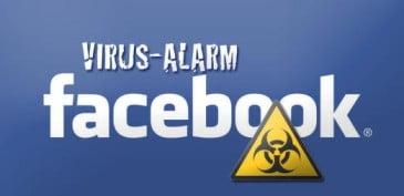 Νεος επικινδυνος ιος κυκλοφορει στο Facebook!