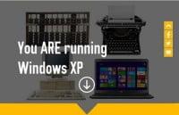 «Εσείς τρέχετε ΑΚΟΜΑ XP!» λέει η Microsoft στους χρήστες του 12χρονου OS