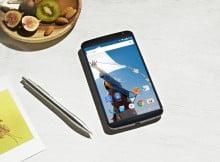 Google's Nexus 6-ii