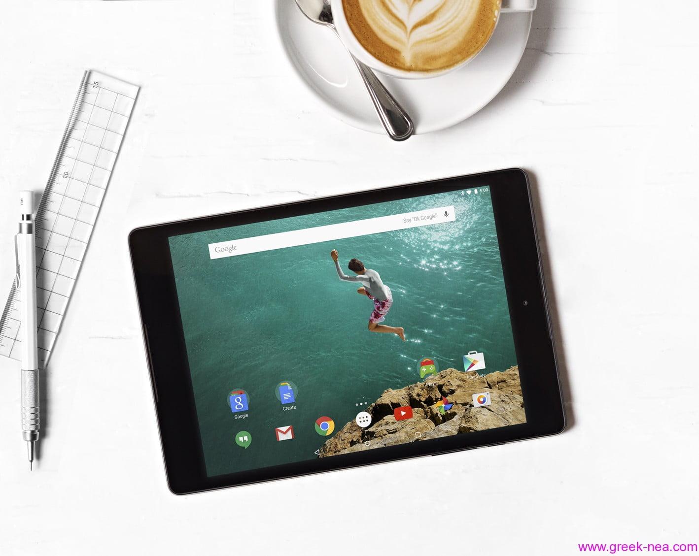 Google's Nexus 9-ii
