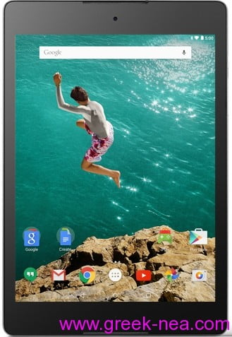 Google's Nexus 9