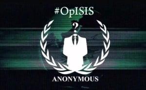 Η Anonymous κανει μια εκστρατεια εναντια του ISIS
