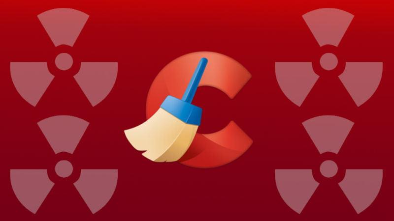 Ο στόχος του κακόβουλο λογισμικό ( malware ) του CCleaner!