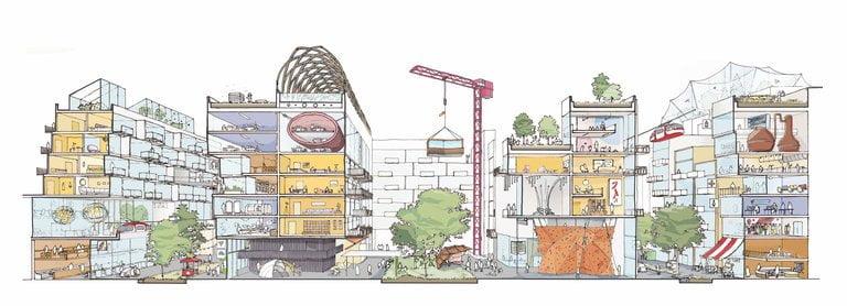 Την πρώτη έξυπνη πόλη οικοδομεί η Google
