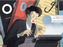 Ποια είναι η Κλαρ Χόλινγκουορθ που τιμά η Google;