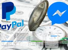 Οι χρήστες του Facebook Messenger μπορούν να κάνουν συναλλαγές μέσω PayPal.