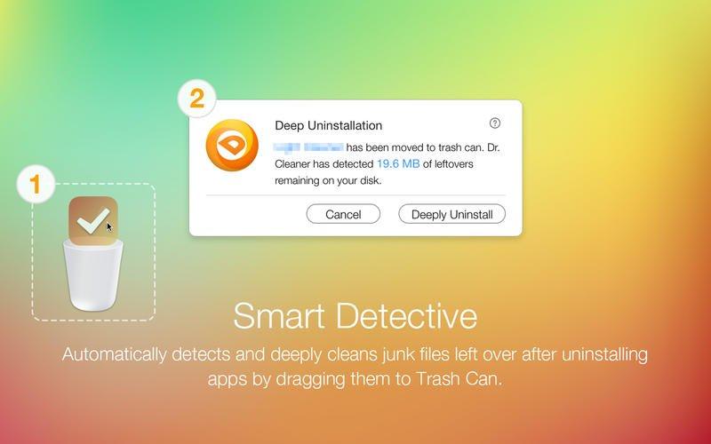 Dr. Clean η καλύτερη εφαρμογή για την διατήρηση του iPhone και iPad σας