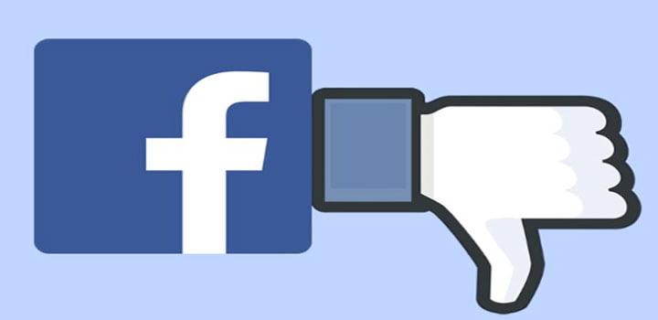 Καταψηφίζω, η νέα καινοτομία του Facebook