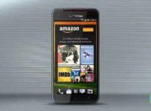 3D smartphone της Amazon
