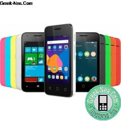 Alcatel OneTouch Pixi 3 (4) 3G (4GB)