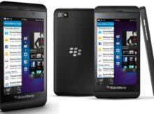 Τα νέα BlackBerry Z10 και Q10
