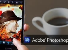 Photoshop Touch gia  smartphone