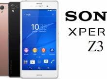 Τα χαρακτηριστικα του νεο Sony Xperia Z3 και η τιμη του