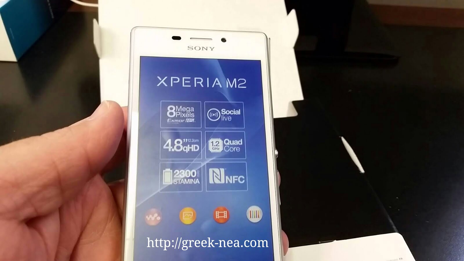 Xperia M2 upgrade