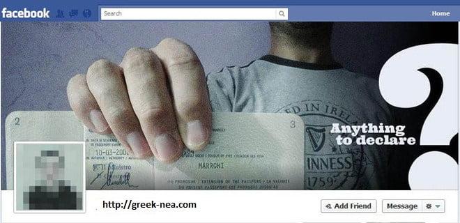 facebook pasaport
