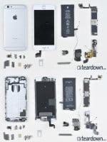 Πόσο κοστίζουν τα ύλη του iPhone 6S;