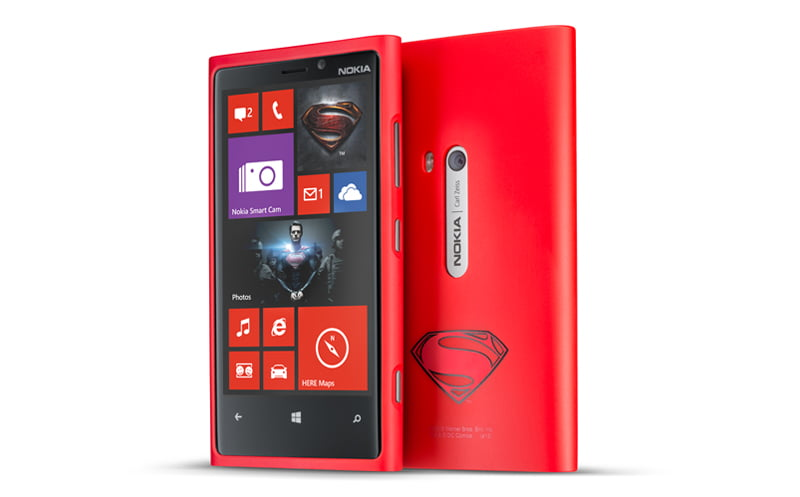 Ερχεται το νεο μοντελο της Nokia, το Superman
