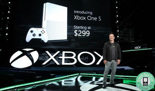 Έρχεται το νέο Xbox One S